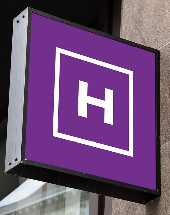 Hickey Branding Signage