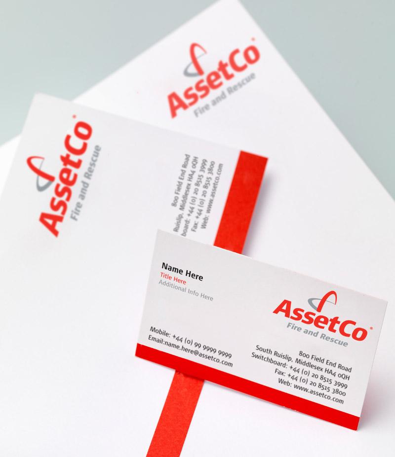 AssetCo Branding