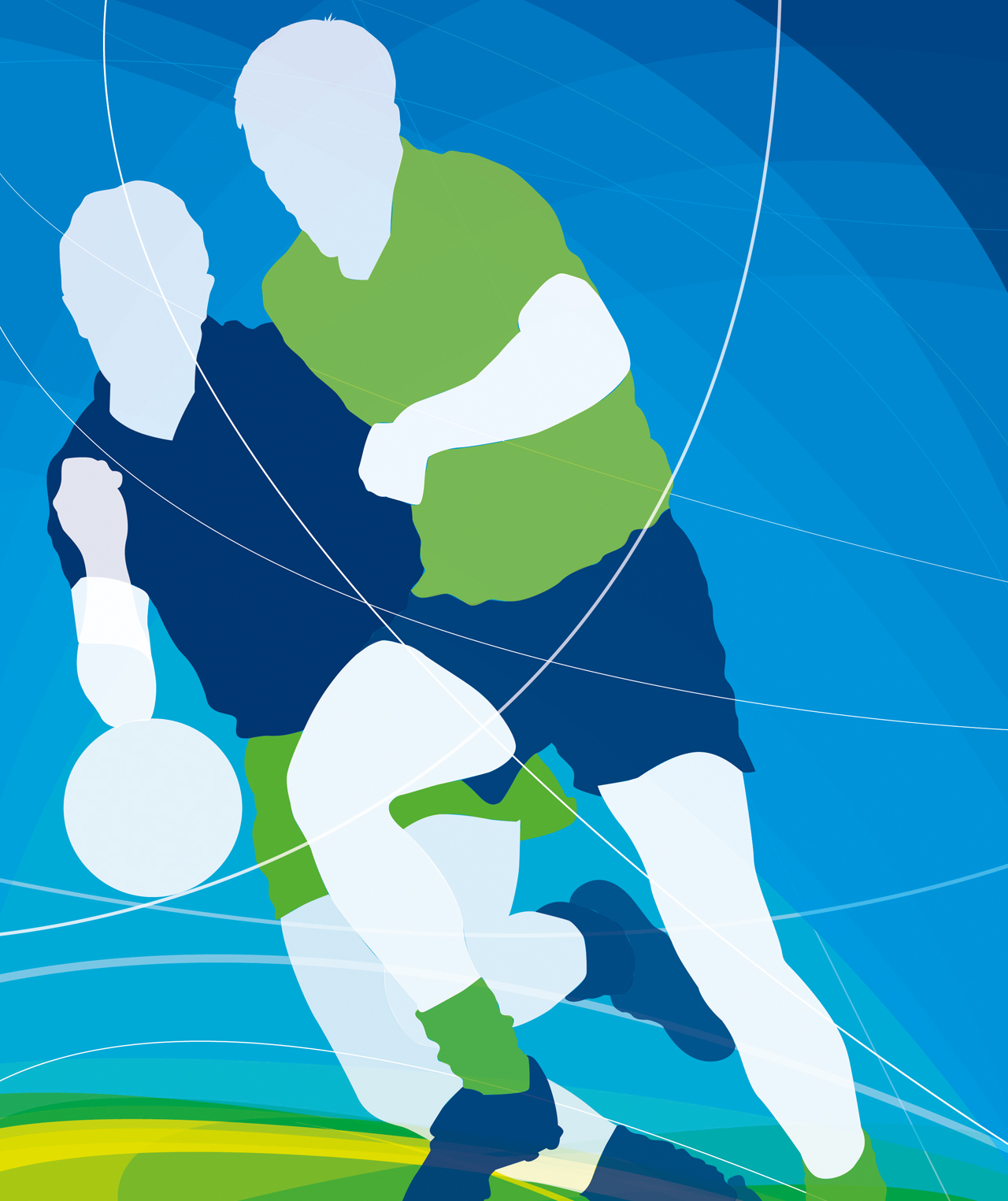 Ulster Sports Centre Illustration GAA