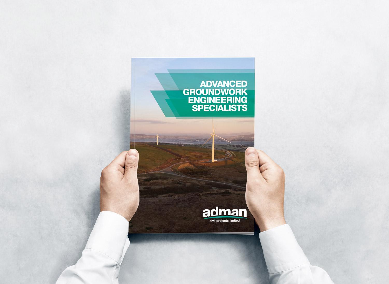 Adman Brochure
