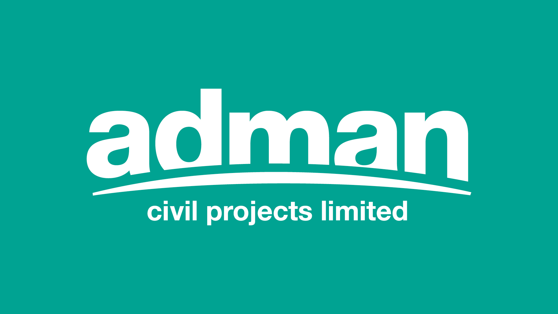 Adman Civil Projects Ltd Branding