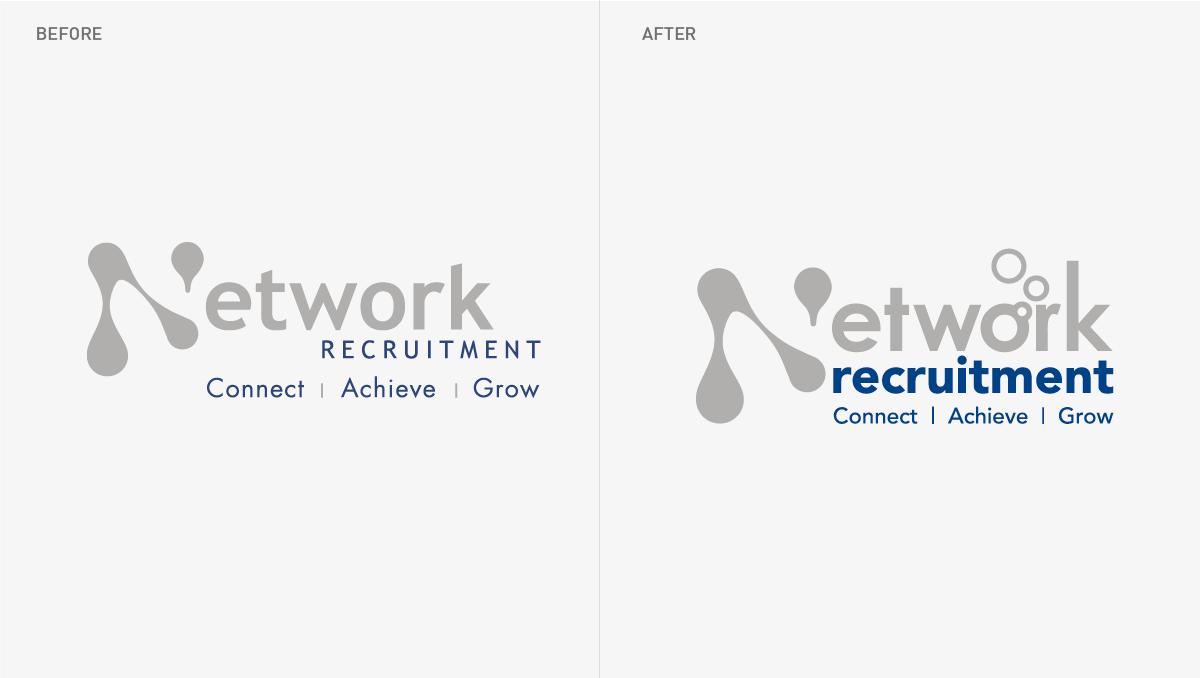 Network Recruitment Branding Update