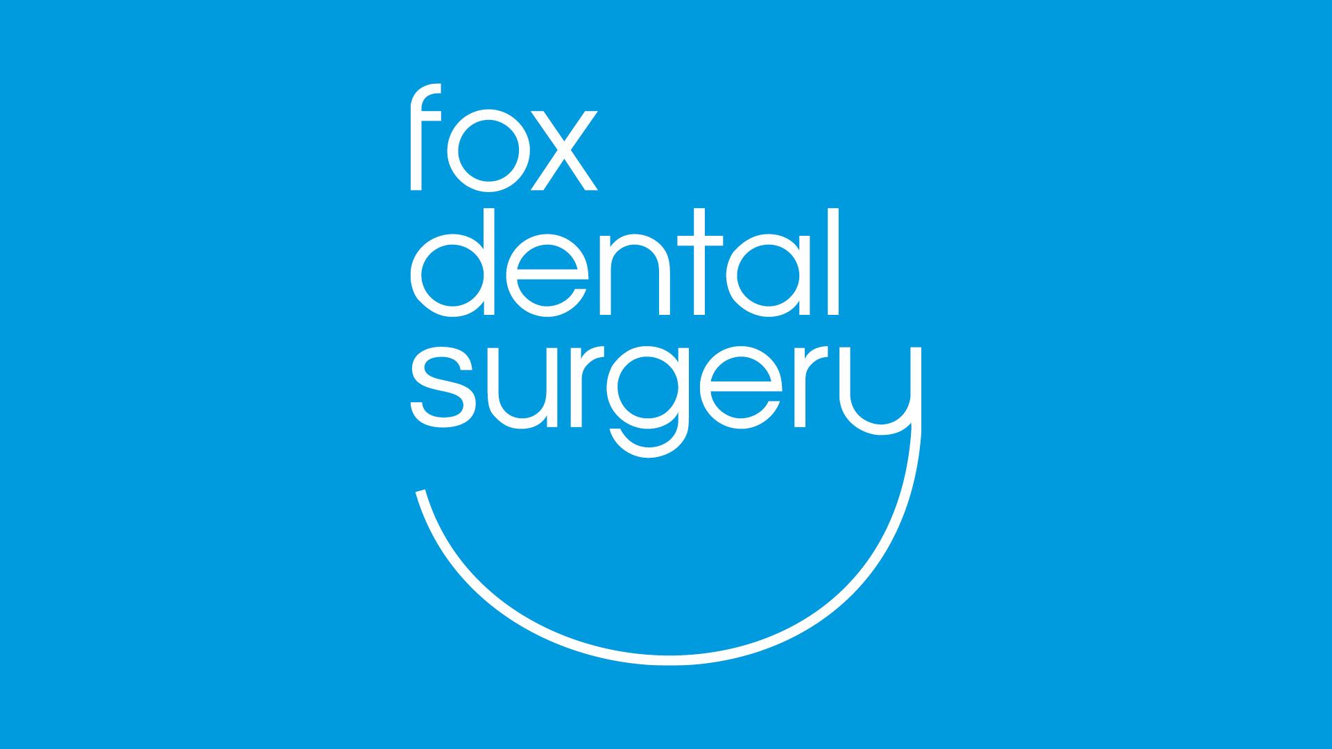 Fox Dental Branding