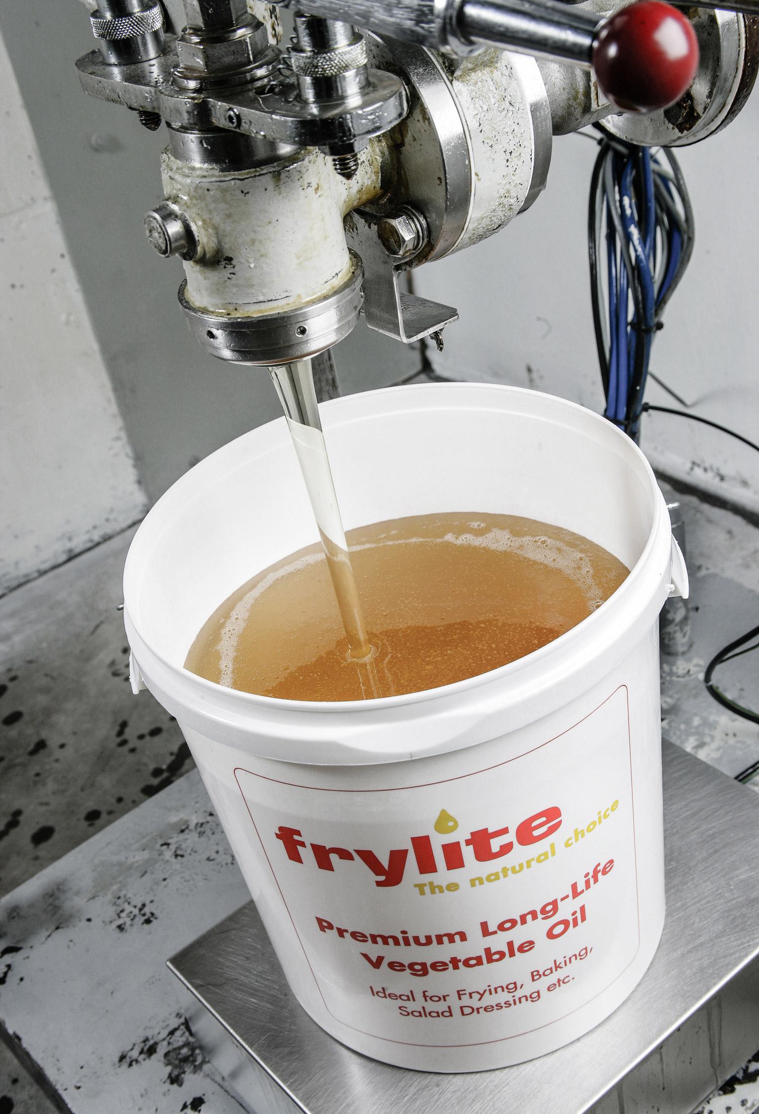 Frylite Branding Packaging