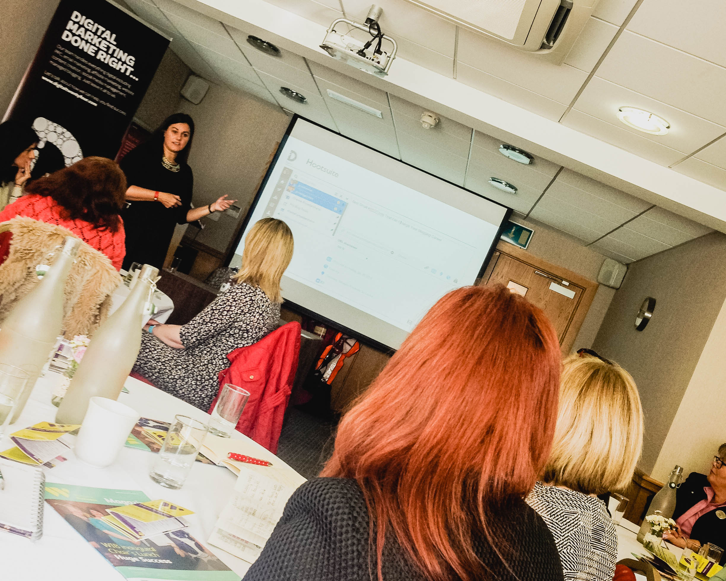 Women in Business - Social Media Masterclass with Niamh Taylor - Digital Twenty Four