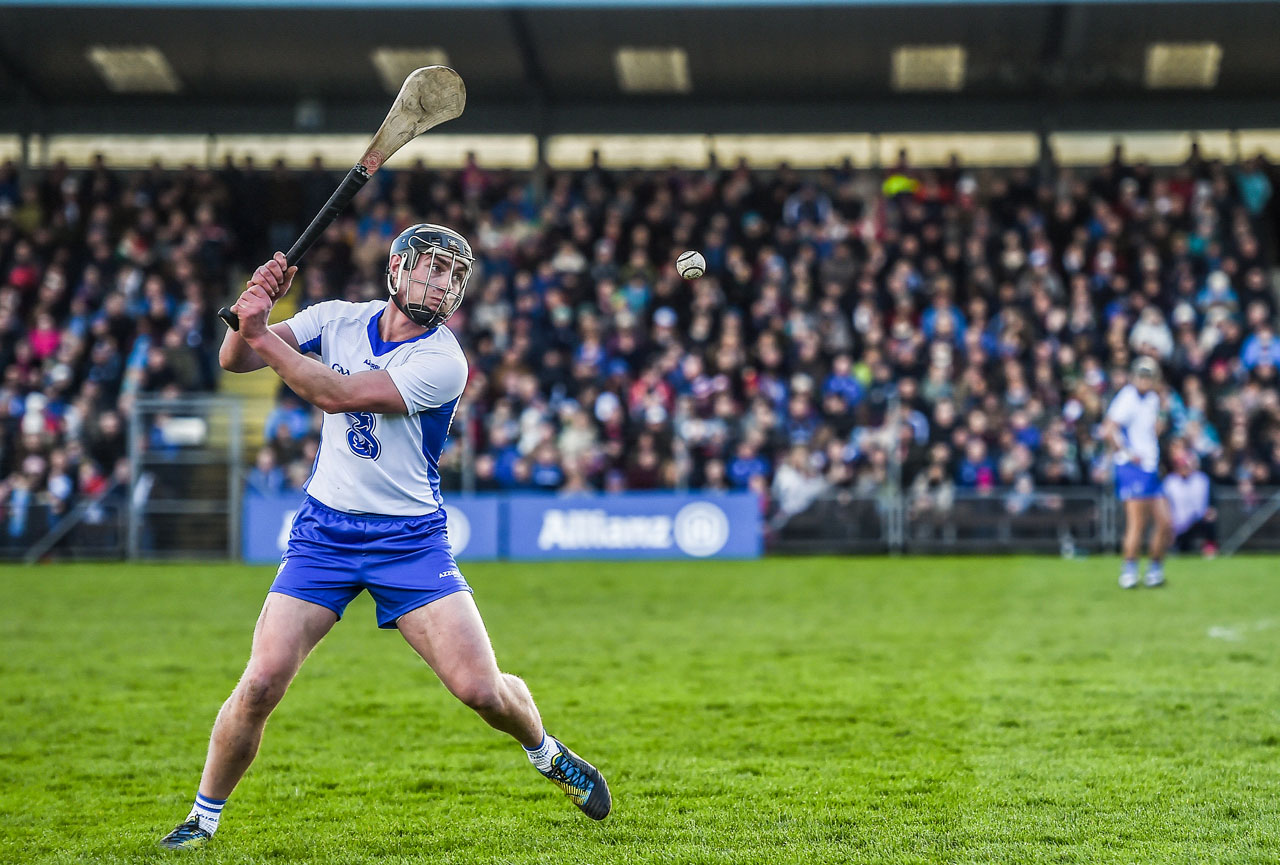 Pauric Mahony of Waterford during the Allianz Hurling League Division 1A Round 4 match between Waterford and Cork at Walsh Park in Waterford. Photo by Stephen McCarthy / Sportsfile