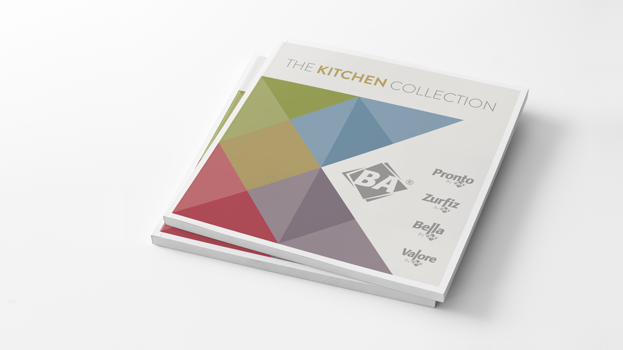 BA Components - 2017 Kitchen Brochure