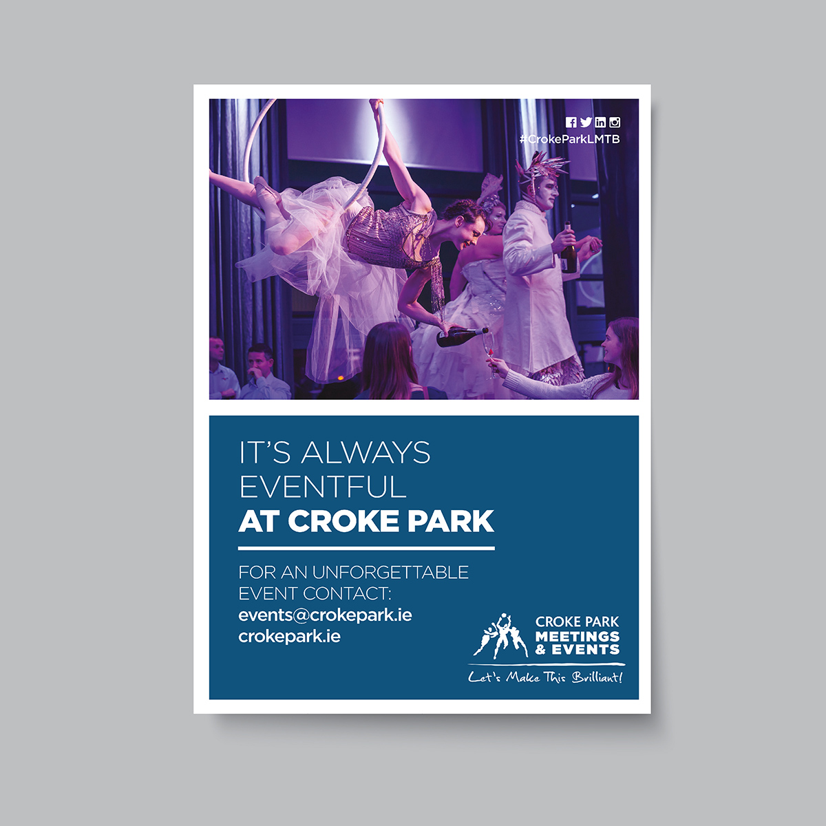 Croke Park Meeting and Events