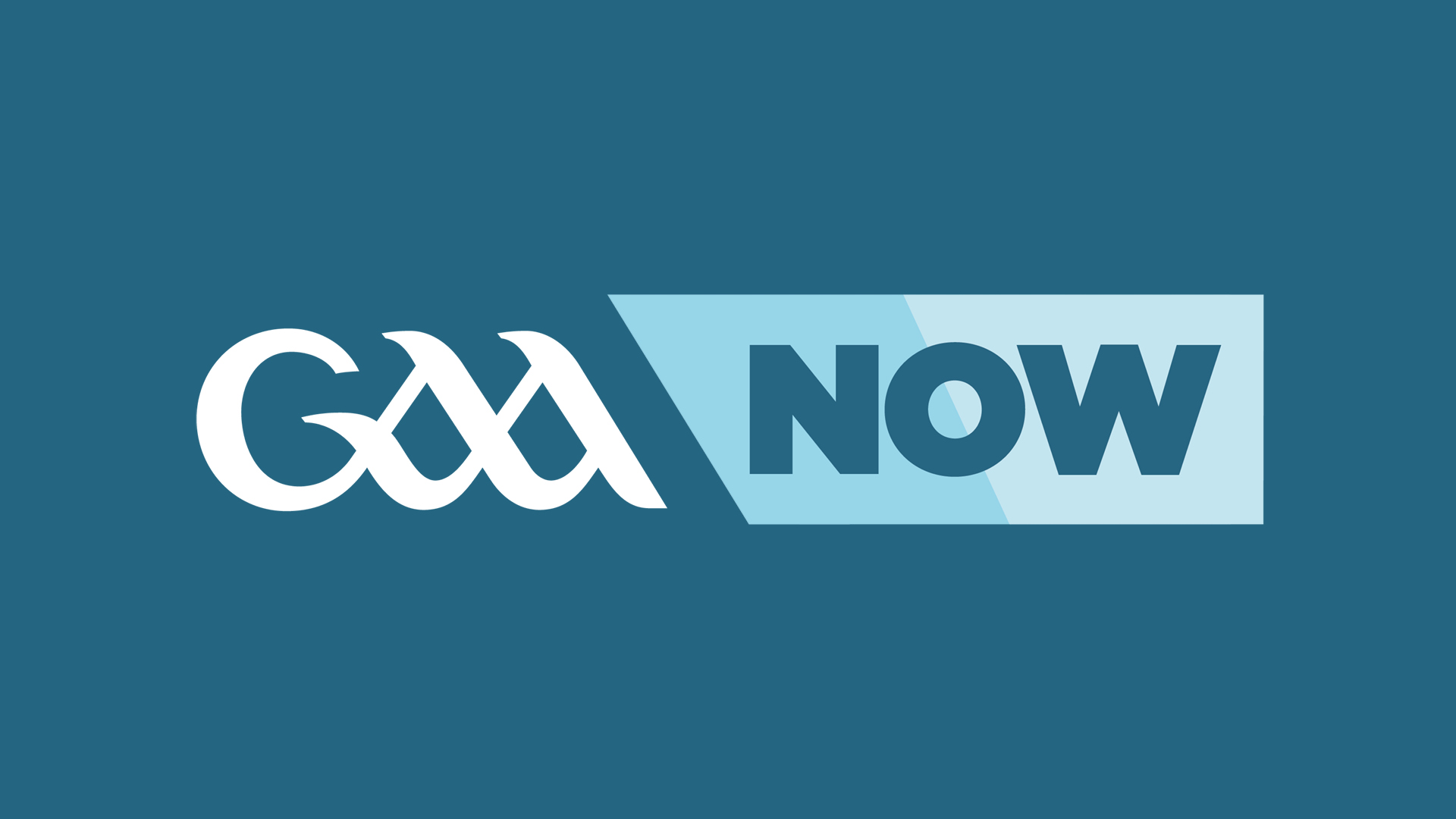 GAA Now Logo Design