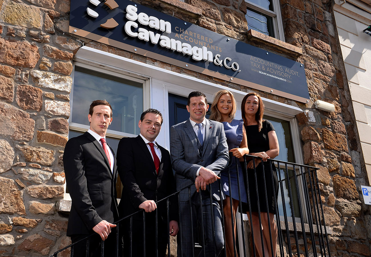 Sean Cavanagh & Co Staff