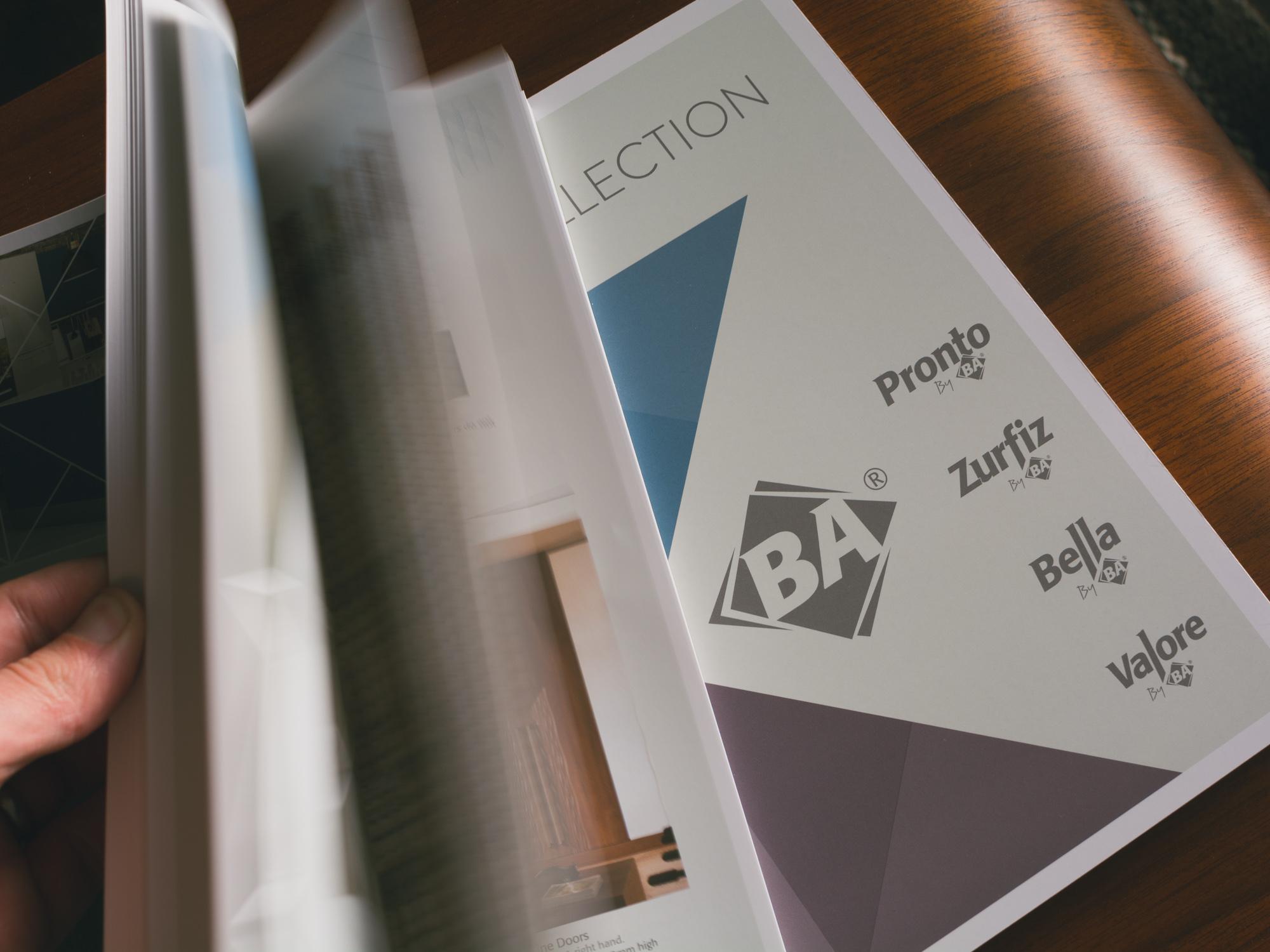 BA Components Brochures