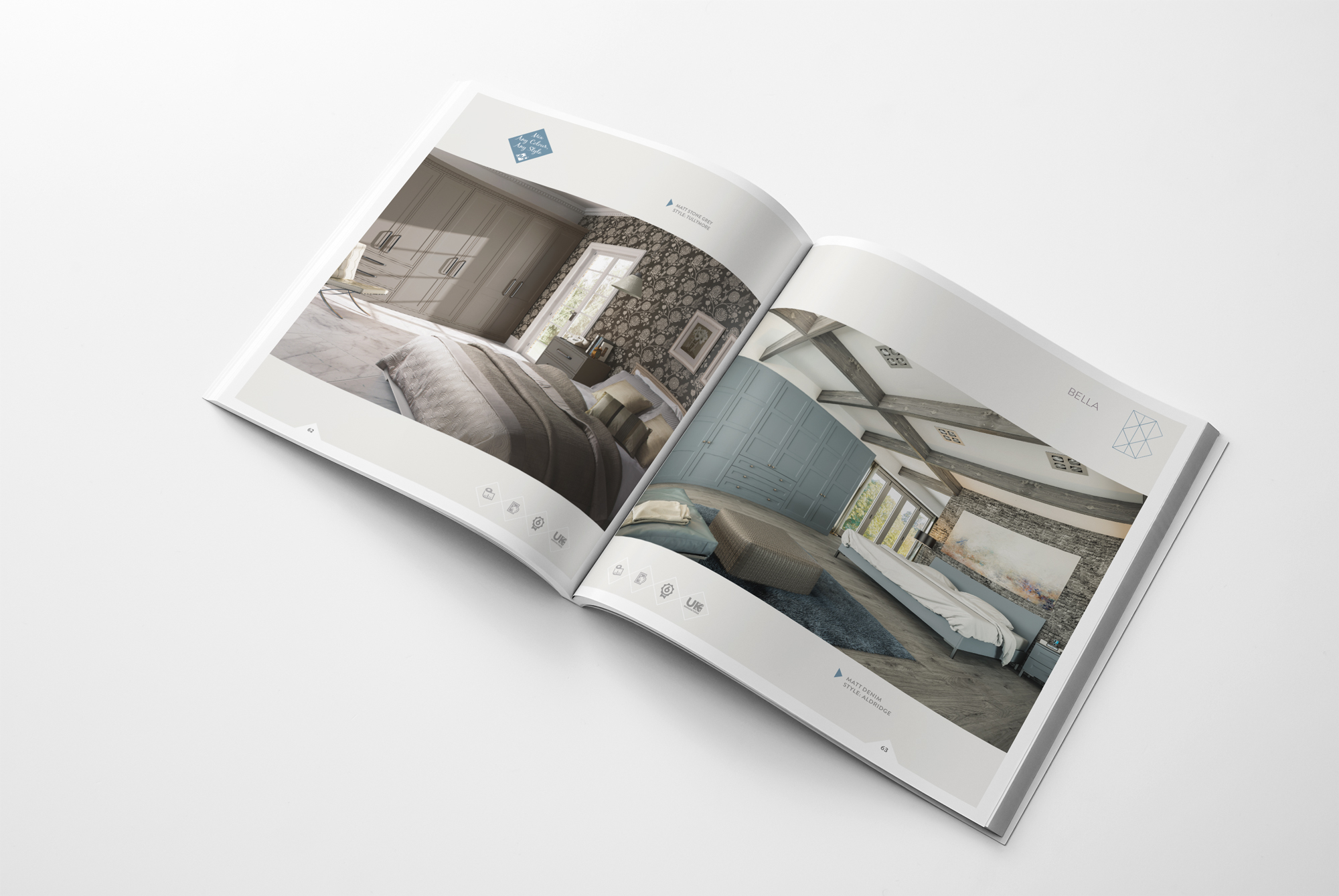 BA Components - Bedroom Brochure 2017