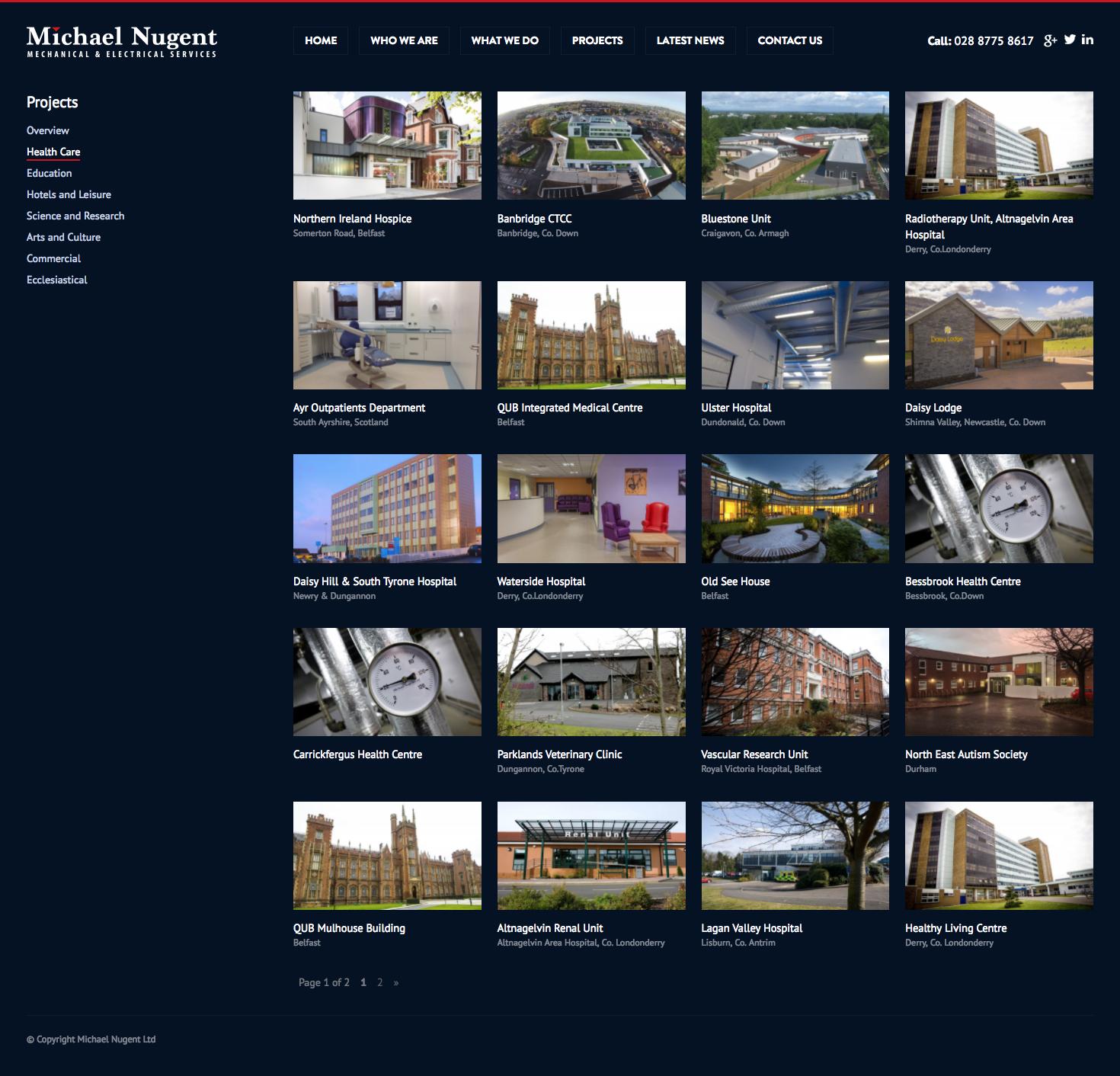 Michael Nugent M & E Services