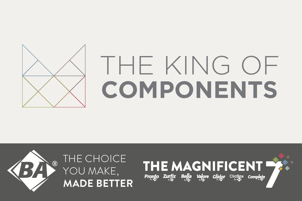 BA Components - King of Components