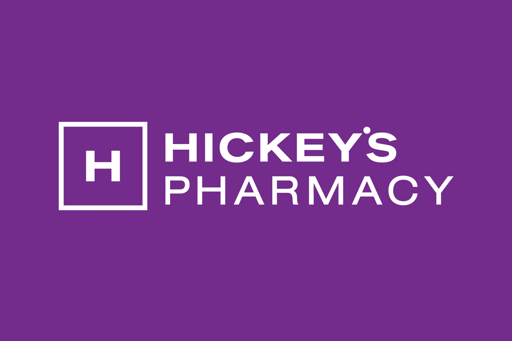 Hickey's Pharmacy - Brand Refresh 2017