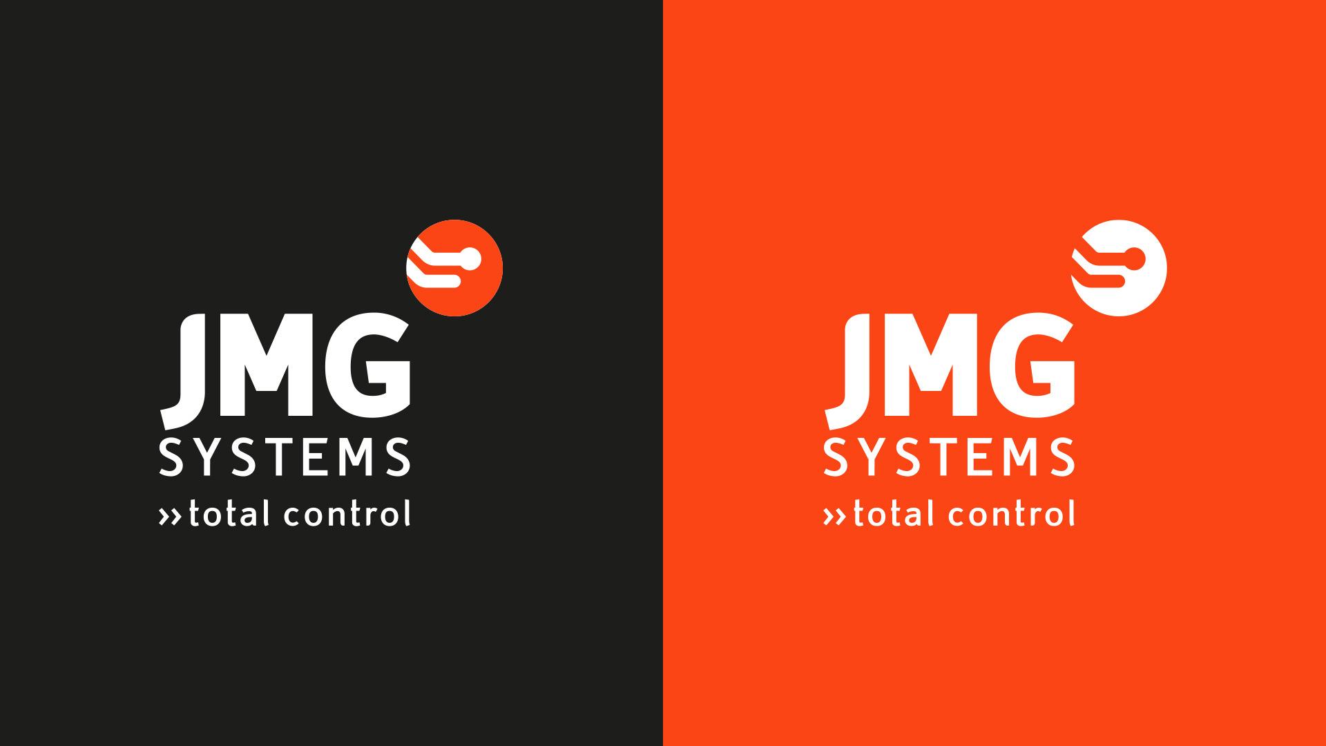 JMG Systems Corporate Identity