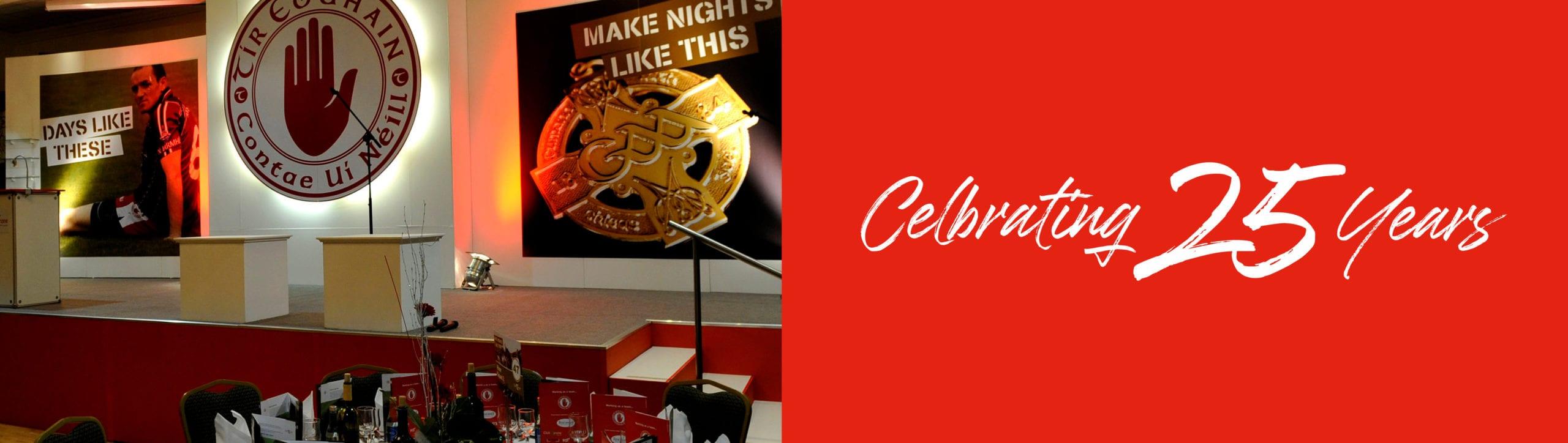 Club Tyrone - Celebrating 25 years