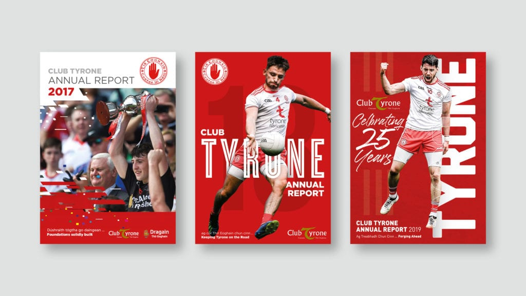 Tyrone GAA Annual Reports