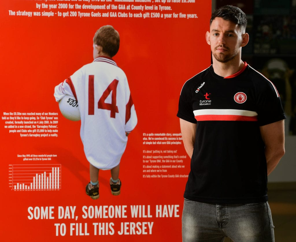 Tyrone Fill the Jersey